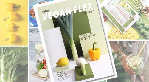 Vegan switch - Magazine interior